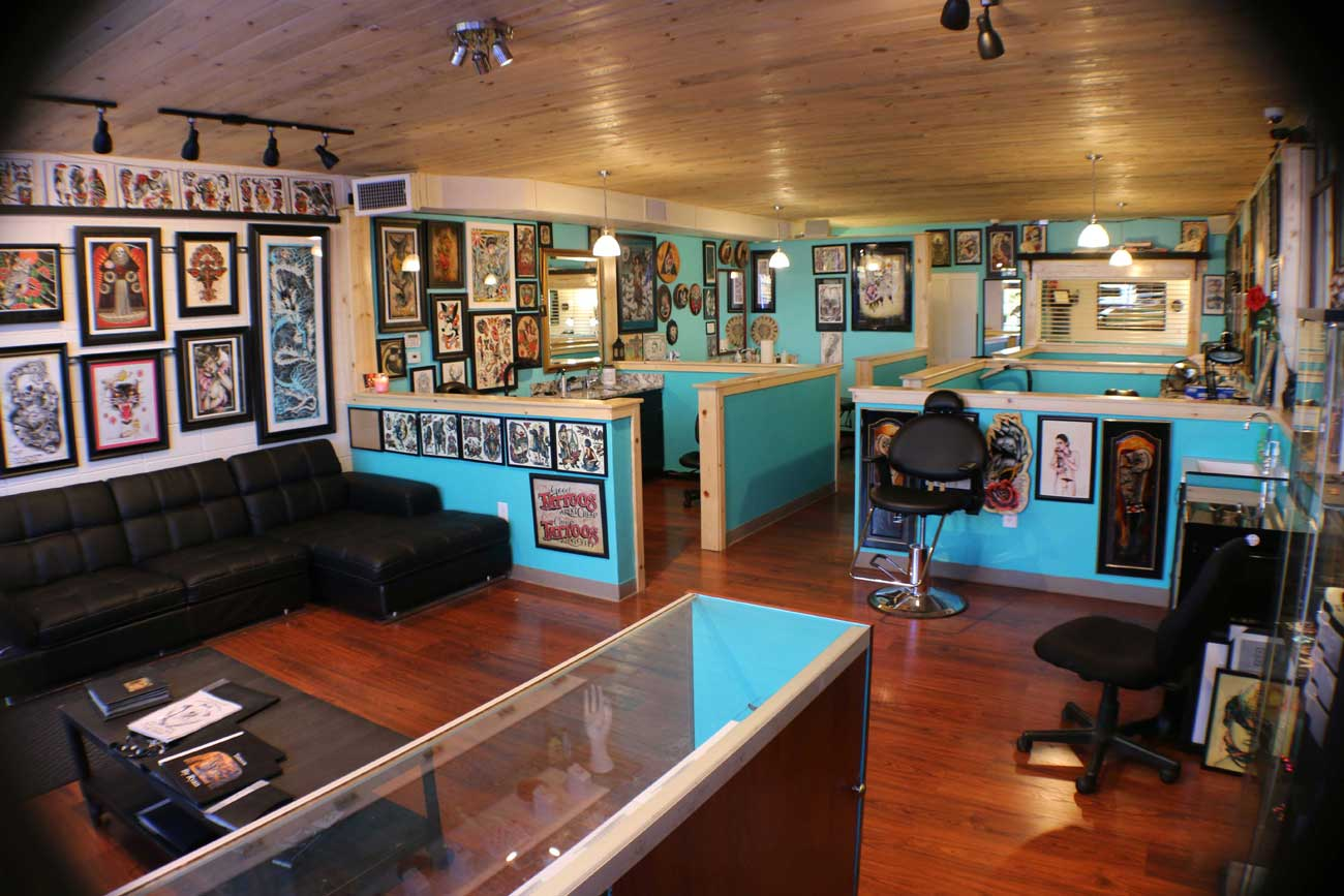 Stay Local Tattoo Shop
